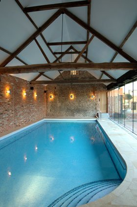 Pool And Barn Conversion Fisher Bullen Ltd