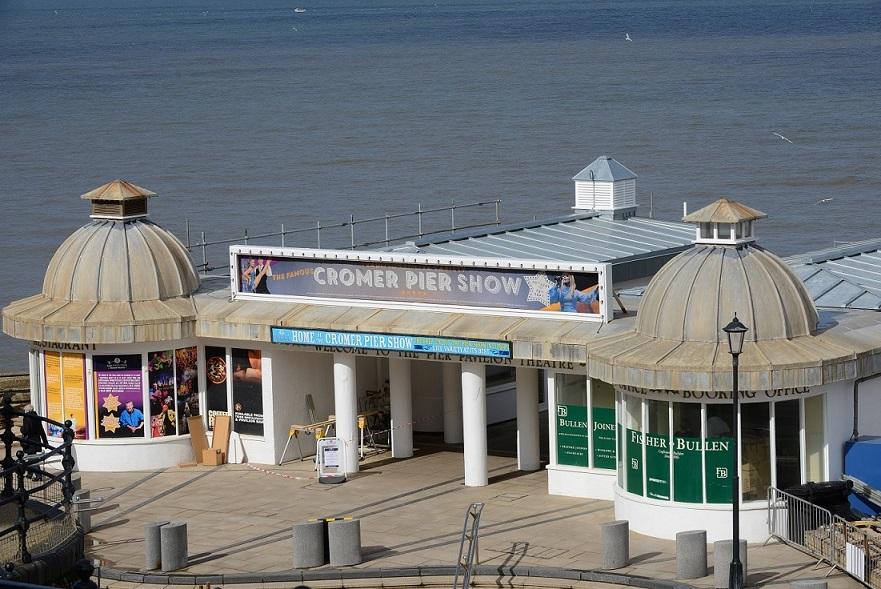 Cromer Pier | Fisher Bullen Ltd